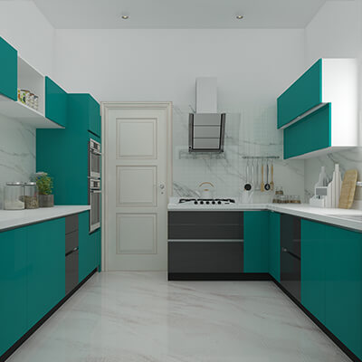 Parallel Kitchens